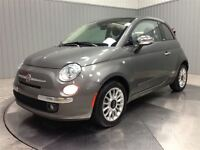 2012 Fiat 500 LOUNGE CONVERTIBLE A/C MAGS