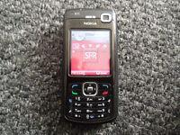 NOKIA N70 SIM FREE MOBILE PHONE
