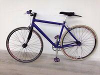 Specialized Roubaix Fixie/ Singlespeed Road Bike w/ carbon forks