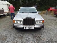 Rolls Royce Silver Spirit 11 genuine 54k full RR S/H.