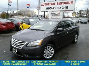 2014 Nissan Sentra SV Auto Bluetooth/Push Start &GPS*