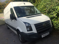 VW CRAFTER 35 TDI 109LWB 2010 ,1 OWNER,FSH,ONLY 120000 MILES,#### NON RUNNER,