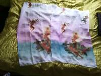 Girls net curtain