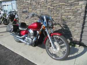2009 Honda VT750C27 Shadow Spirit -