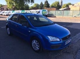 2005 Ford Focus 1.6 Good Runner with history and long mot