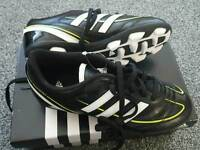 Brand new Adidas football boots 3 1/2 jnr