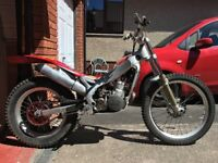 Trials motorbike, Beta Rev 3, 250cc