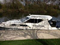 Princess 30DS River/Sea Motor cruiser
