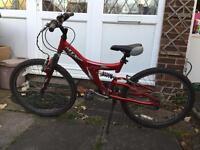 Giant MTX 250 24inch Wheels Childs bike