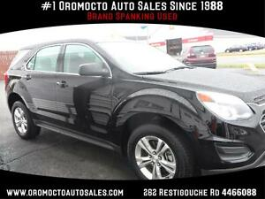 2016 Chevrolet Equinox. All Wheel Drive