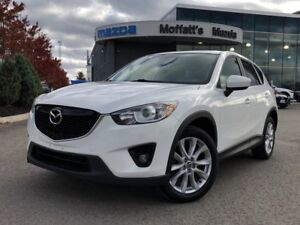 2013 Mazda CX-5 GT GT AWD LEATHER, SUNROOF, HEATED SEATS, BLI...
