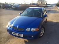 MG ZS 1 OWNER 2 KEYS EXCELLENT CONDITION BLUE