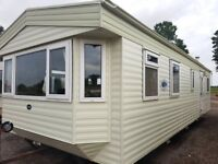 Cheap static caravan for sale in Skegness/Mablethorpe/Ingoldmells/LOW GROUND RENT/entertainment/lake