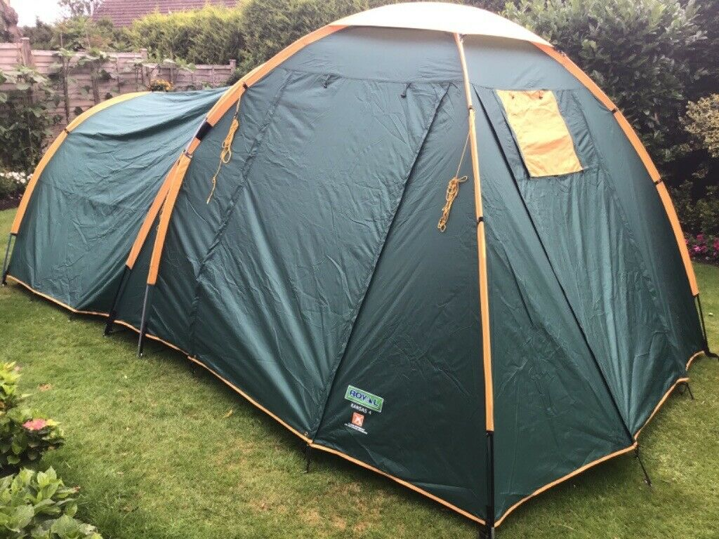 Tent. Royal Kansas 4.   in Sutton Coldfield, West Midlands ...