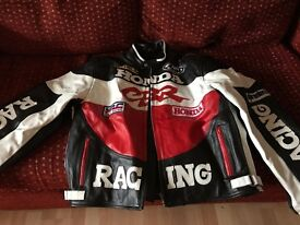 Honda Racing Motorcycle Jacket
