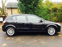 Top of the range Automatic Vauxhall Astra,0nly 77k miles,1 year mot,Hpi Clear,Half Leather
