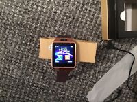 BRAND NEW boxed Bluetooth smart watch/phone