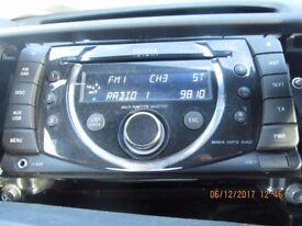 Toyota Hilux Active Radio (Toyota Genuine) 2015