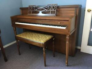 Mason & Risch Century II Upright Piano for rent