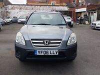 Honda Cr-V 2.2 i-CDTi SE Station Wagon 5dr£2,395 p/x welcome