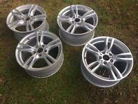 Genuine BMW alloy wheels Style 400M