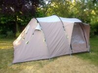 Outwell Nevada M 5 berth tent