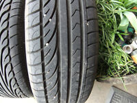 195 X 65 X 15 TYRES,HAVE TWO, ONE BRAND NEW OTHER EXCELLENT TREAD AND CONDITION , £15 EACH ,