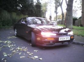 Nissan 200sx s14a for £ 5000 in wery good original condition