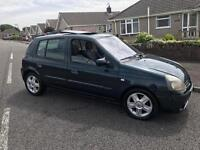 Clio 1.5 dci £30 a year tax