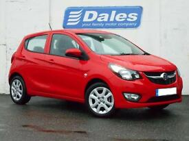 Vauxhall Viva 1.0 SE 5Dr [a/c] Hatchback (absolute red) 2017