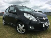 2011 CHEVROLET SPARK 1.2 LT 12 MONTHS MOT VERY LOW MILEAGE AT ONLY 8,000 MILES. FULL SERVICE HISTORY