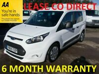 Ford Transit Connect 1.6 TDCI 95 220 L1 TREND L/R CREWCAB