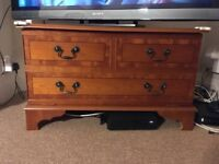 Tv / television stand and retro media unit