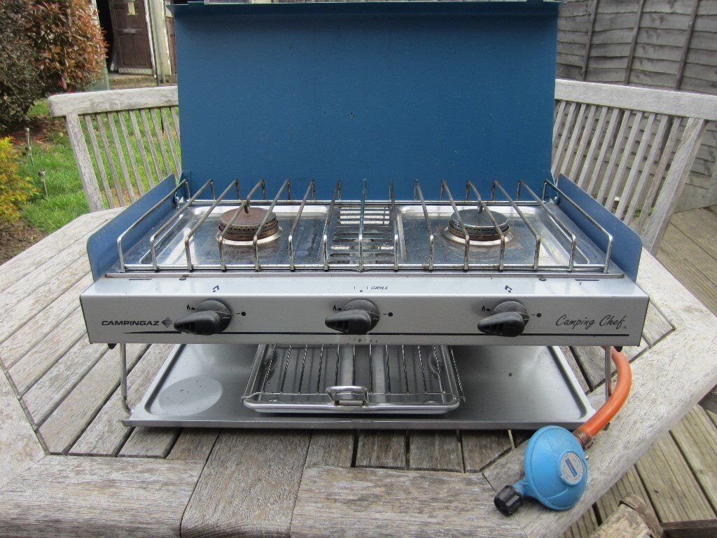 Campingaz cooker and 907 gas canister   in Bexleyheath, London   Gumtree