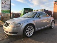 AUDI TT 225 1.8 TURBO **CAMBELT & WATERPUMP REPLACED** FULL SERVICE HISTORY **NEW CLUTCH**