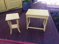2no Occasional Tables