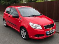 CHEVROLET AVEO - 2009 - STILL STARTS AND DRIVES - PX WELCOME