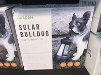 Solar bulldog lights