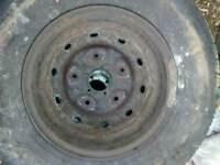 Transit wheel 195R14C