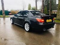 M SPORTS BMW/M5 REPLICA 2 TWIN EXCHAUST SYSTEM/6 SPEED DIESEL MANUAL/277 BHP REMAPPED/530d 535d 525d