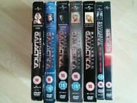 Battlestar Galactica full series.