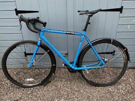 Genesis Day One Single Speed Gravel Adventure Bike