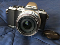 Olympus OMD EM10 - Micro Four Thirds Camera - 16MP - BARELY USED - £300 or BEST OFFER