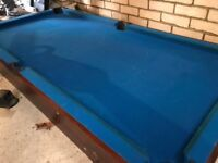 Pool Table- Very Good Condition