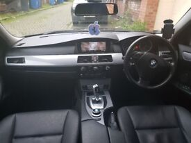 BMW 520d 2008