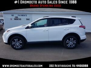 2017 Toyota RAV4 ALL WHEEL DRIVE, HEATED SEATS, REAR CAMERA