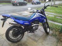 Suzuki DR125SM