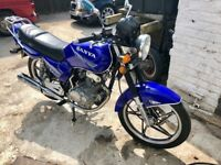 Sanya SY 125-11