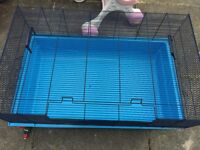 Rabbit, Guinea pig rat hamster mouse cage