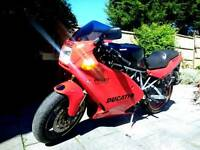 Ducati 600ss supersport not monster